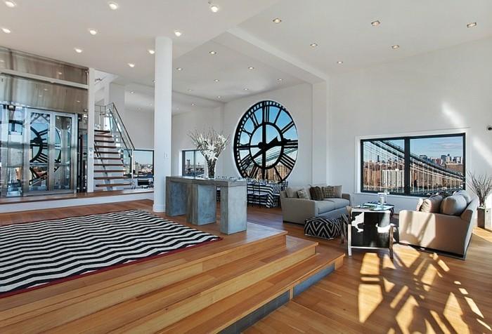 wohnideen-wohnzimmer-weitläufiger-innenraum-moderne-inneneinrichtung