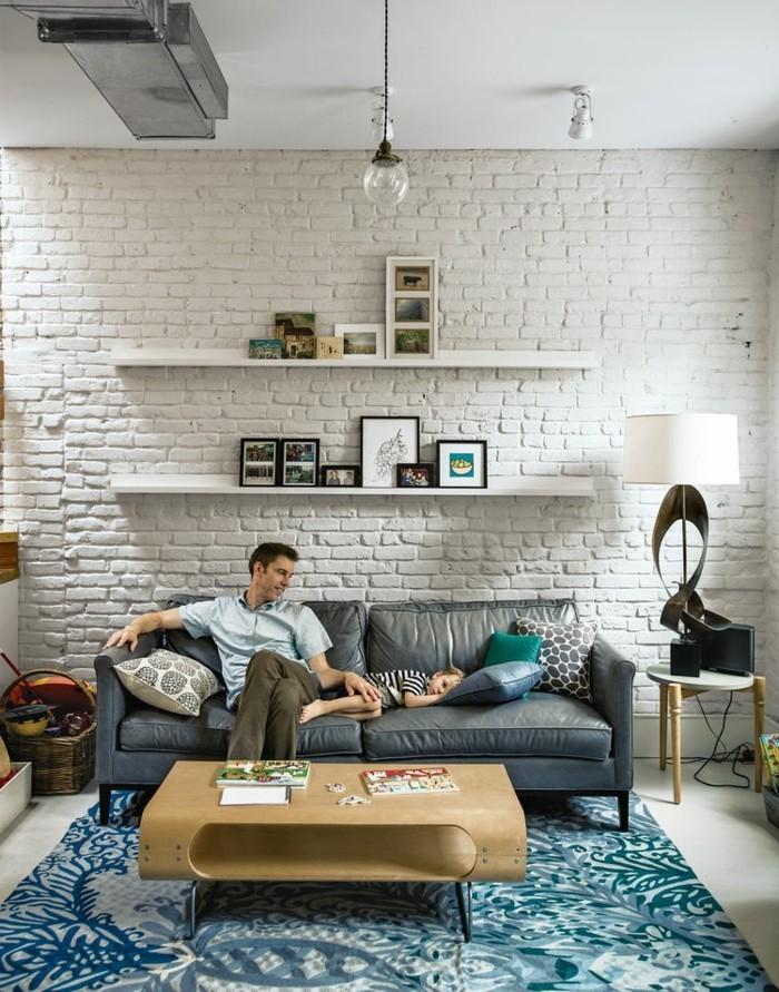Lieblich Wohnzimmer Renovieren: 100 Unikale Ideen!
