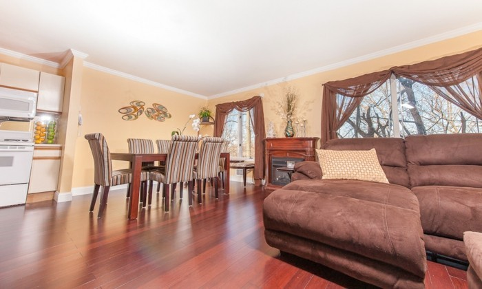 wunderschöne wohnzimmer gestaltung - elegantes aussehen