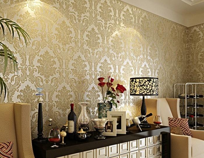wunderschöne-goldene-tapeten-herrliche-dekoration-super-design