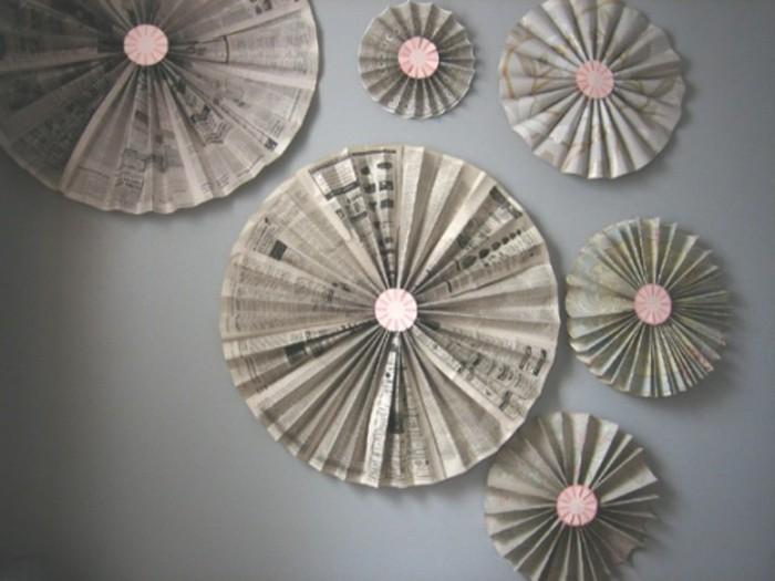 wunderschöne-wanddekoration-ideen-runde-formen-unikale-ausstattung