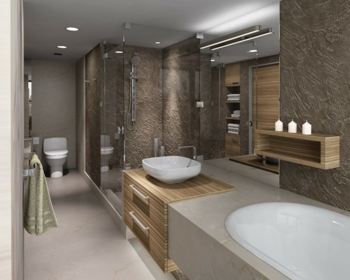 110 super originelle badezimmer ideen for Badezimmer fliesengestaltung
