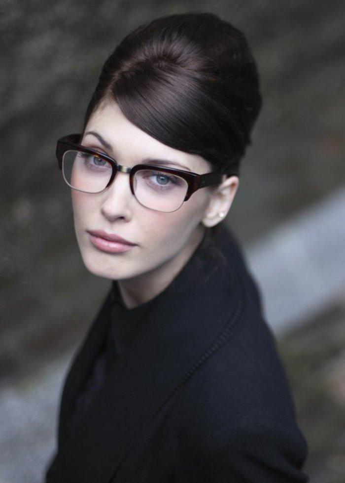 0-effektvolles-Modell-Brillen-ohne-Sehstärke-für-Damen