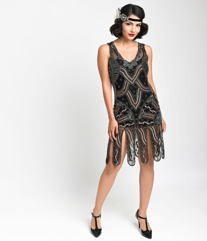 Kleid 20er jahre style