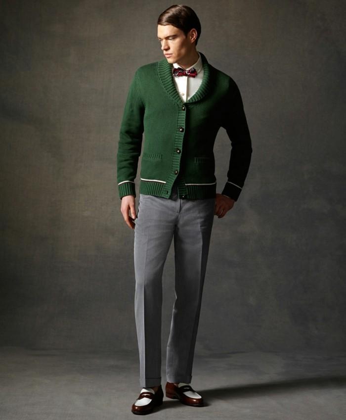 sehr elegante kleidung 20er - männer inspiration
