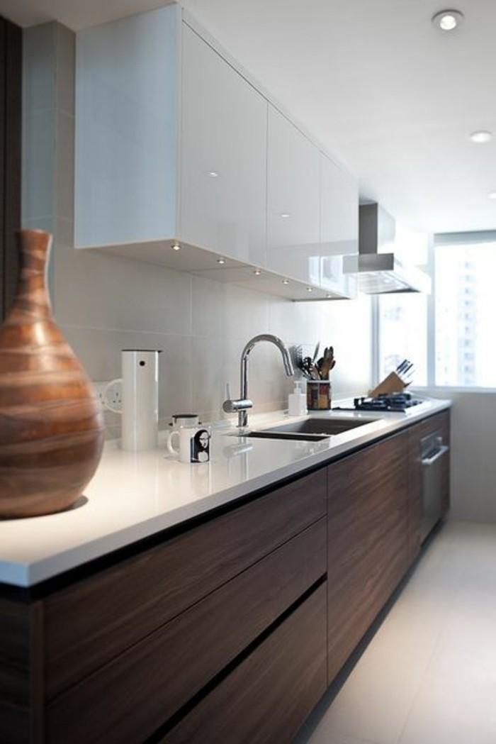 Arbeitsplatte-Marmor-in-der-küche