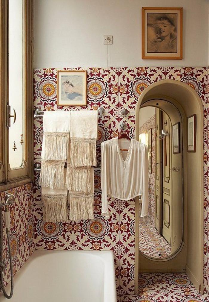 Badezimmer-inspiriert-vom-Boho-Chic-Stil