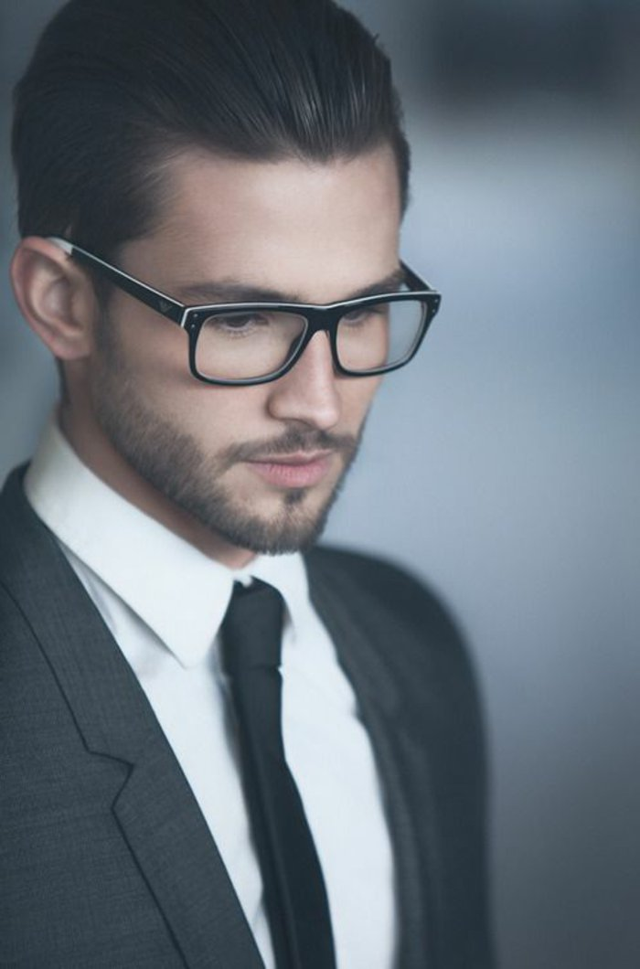 Brillen-ohne-Stärke-Modell-für-Männer