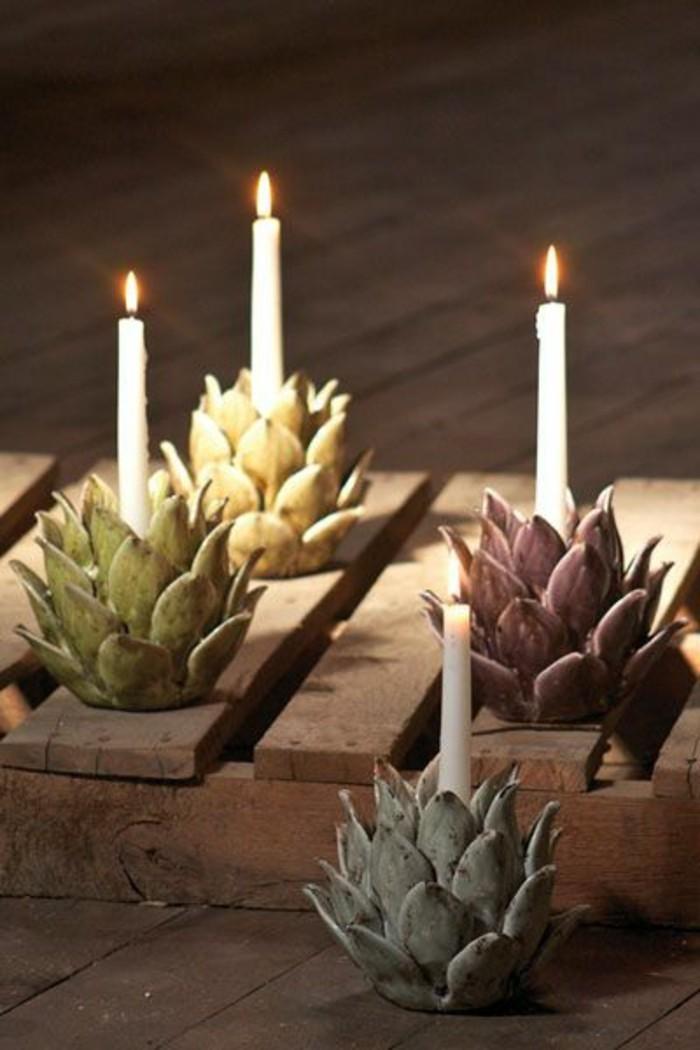 DIY-Projekt-Kerzenhalter-aus-Ananas-basteln