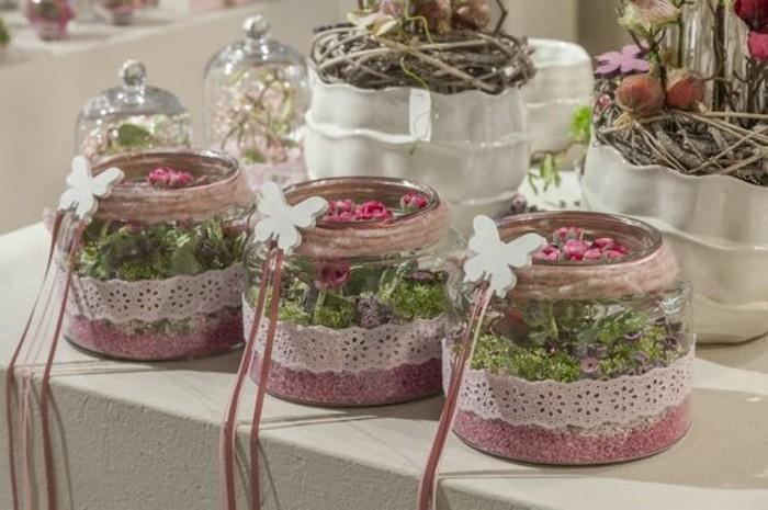 Tischdeko Mit Blauen Hortensien ~ Kreative Ideen für Ihr ...