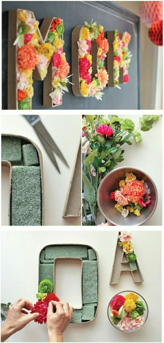 liebevolle dekoideen f r den fr hling. Black Bedroom Furniture Sets. Home Design Ideas