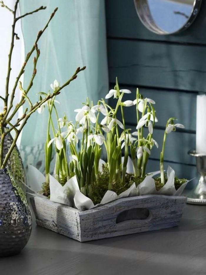 Dekoideen-für-den-Frühling-frühlingblume-deko