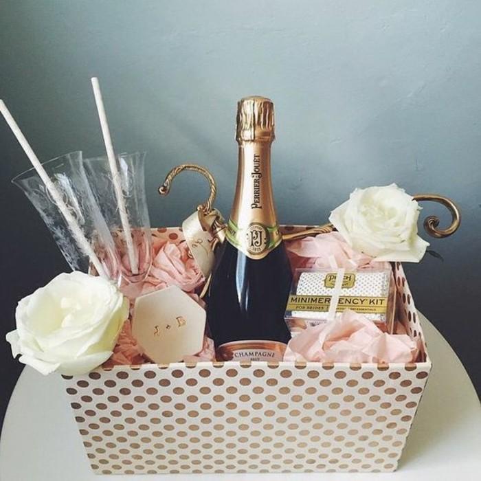 Gift Ideas For Bride On Wedding Morning : Das neue Jahr kommt in glitzerndem Korb und bietet gro?e Vielfalt von ...