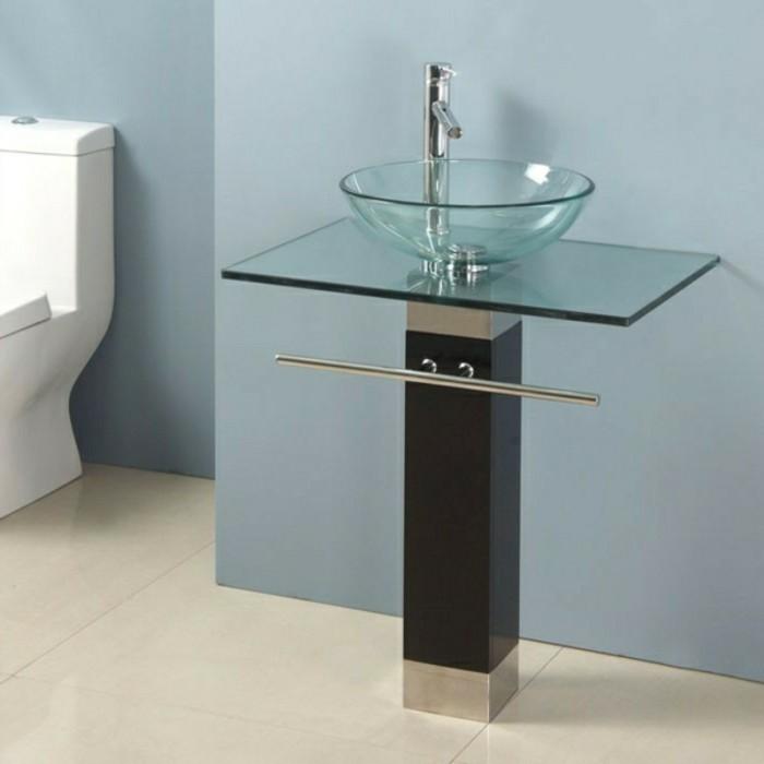 Glas-Waschbecken-hoch-modern