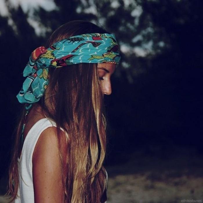 Hippie-Schmuck-für-Damen-Frisuren
