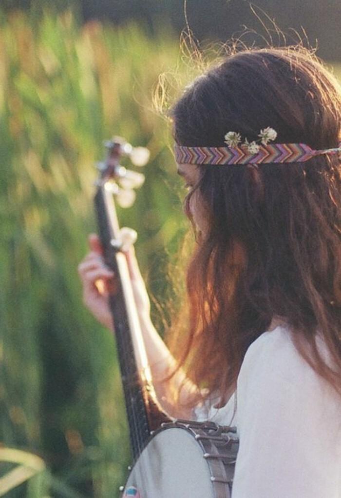 Hippie-Schmuck-für-lange-Haare