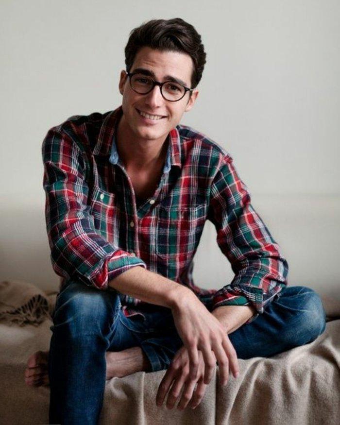 Hipster-Brillen-für-Männer-in-Schwarz