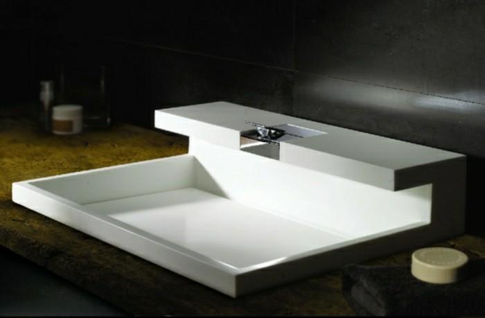 Moderne waschbecken bilder zum inspirieren for Waschbecken ideen