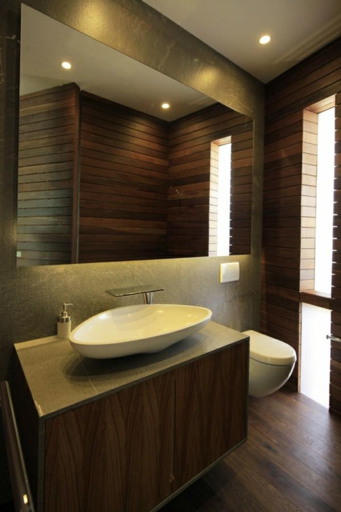 Moderne -waschbecken -mit-badezimmer-beleuchtung