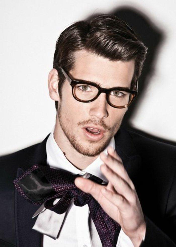 Ziemlich Individuelle Brillenfassungen Für Männer Galerie ...