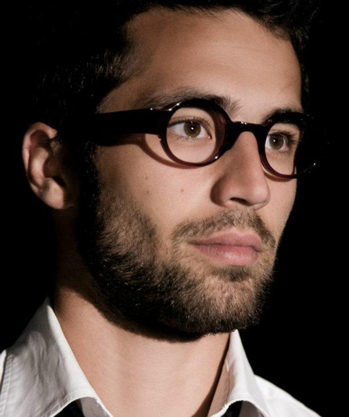 Nerdbrillen-ohne-Stärke-Modell-für-Männer