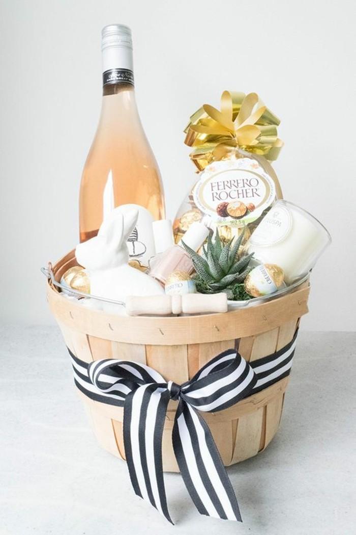 Geschenkkorb das perfekte geschenk f r jede feier - Best new year gift ideas ...