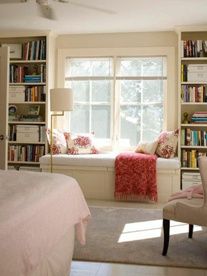 Ideen Für Behagliche Sitzecke Auf Der Fensterbank Archzinenet - Sitzecken wohnzimmer