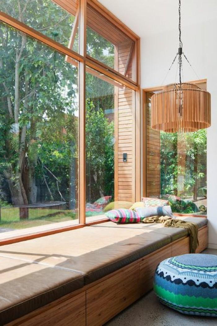 Sitzbank Fenster 43 ideen für behagliche sitzecke auf der fensterbank archzine
