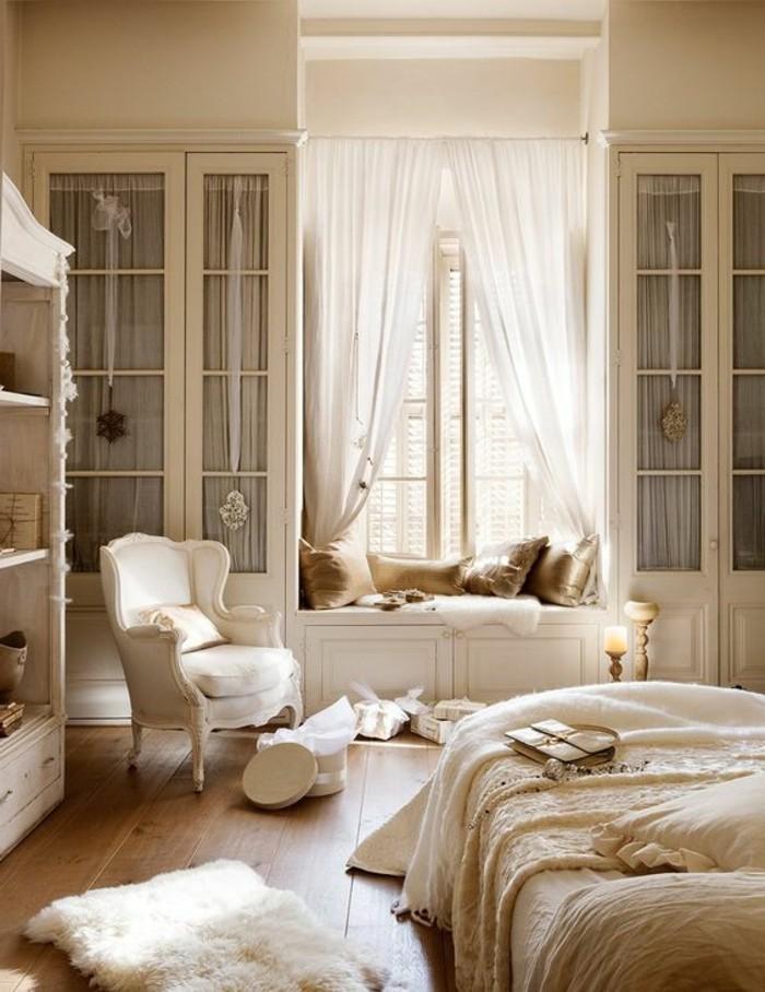 43 ideen f r behagliche sitzecke auf der fensterbank for Einrichtungsideen fur kleine schlafzimmer