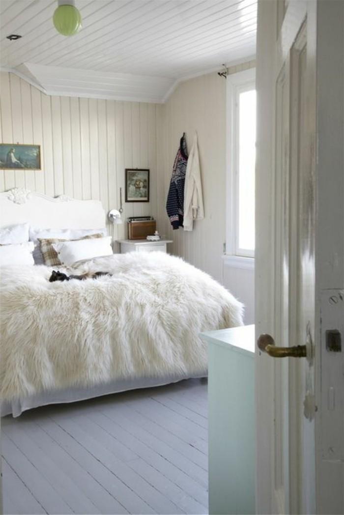 Tagesdecken-für-Betten-holz-decke-und-boden-belag