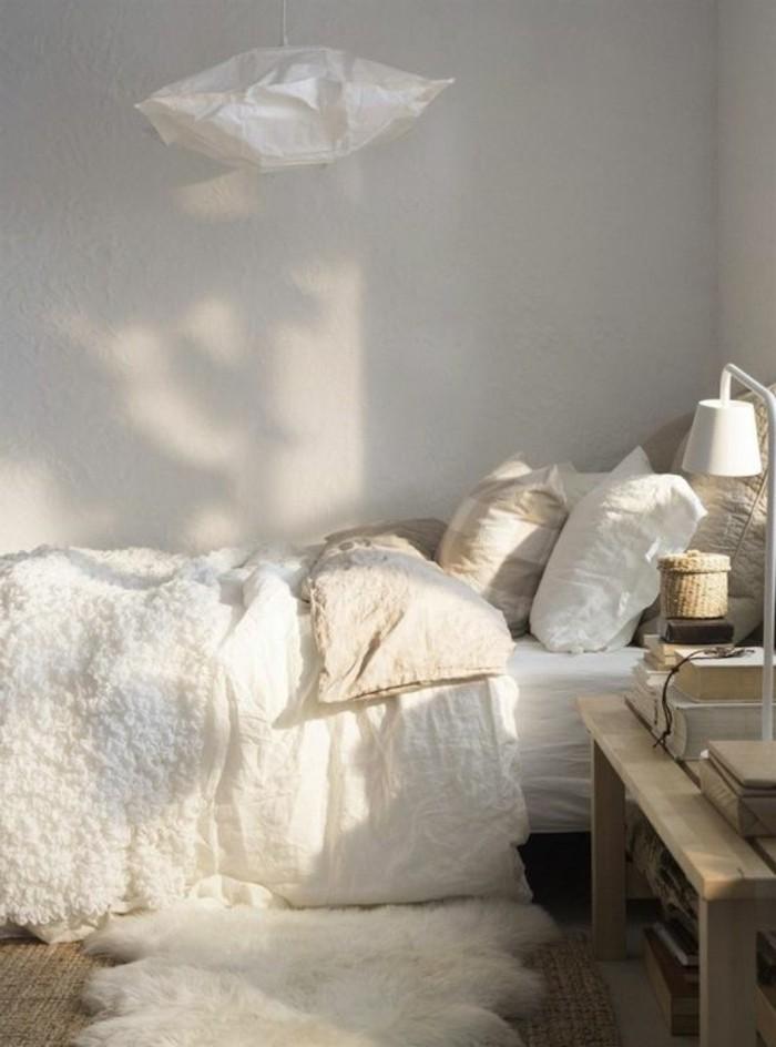 Tagesdecken-für-Betten-leuchter-aus-papier