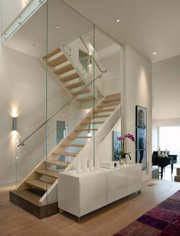 Exklusives treppen design
