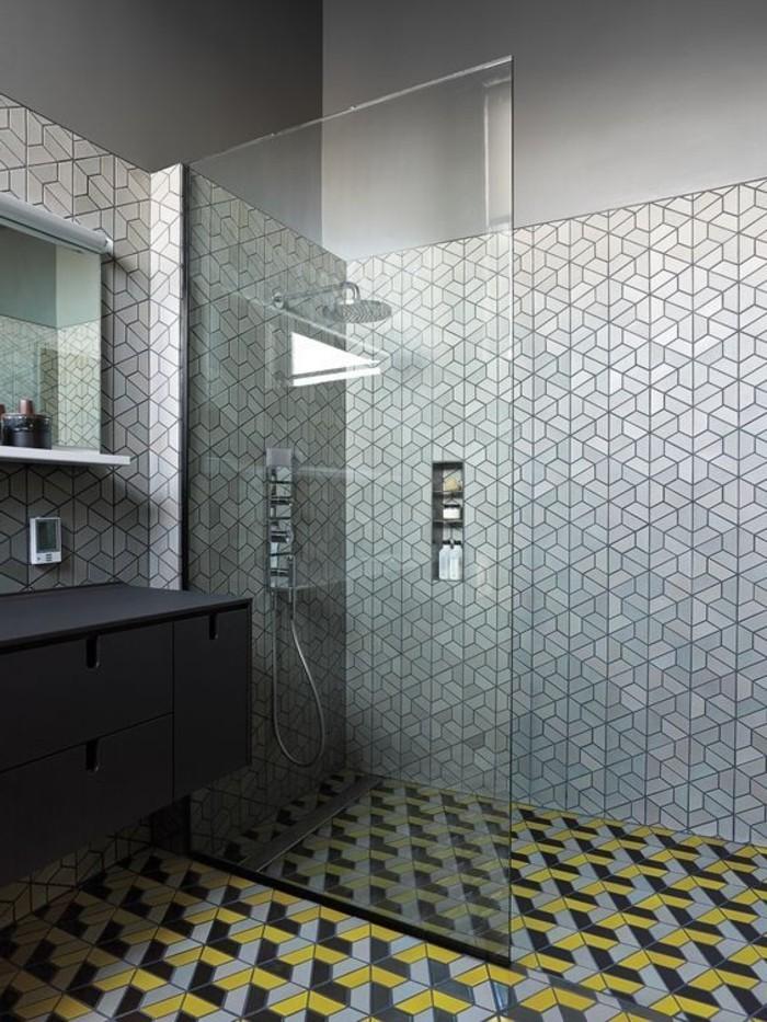 82 tolle badezimmer fliesen designs zum inspirieren. Black Bedroom Furniture Sets. Home Design Ideas