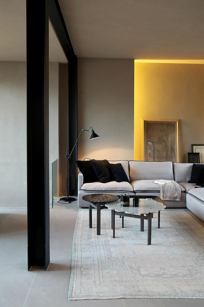 einladendes wohnzimmer dekorieren ideen und tipps. Black Bedroom Furniture Sets. Home Design Ideas