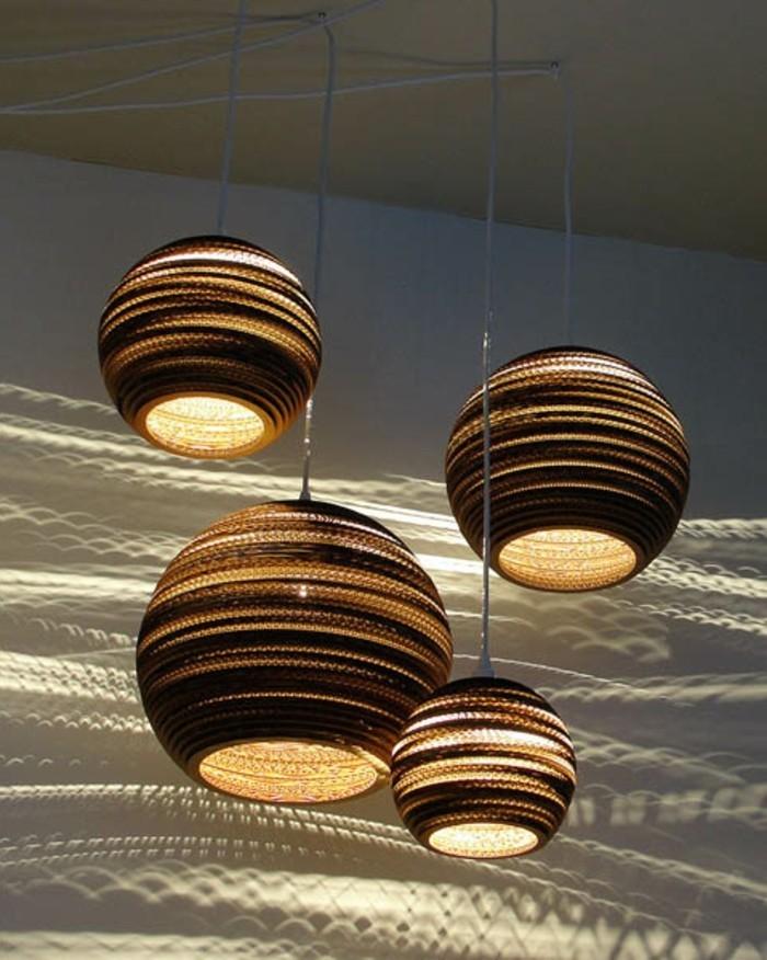 attraktives-design-hängeleuchten-braune-gestaltung-fürs-schlafzimmer