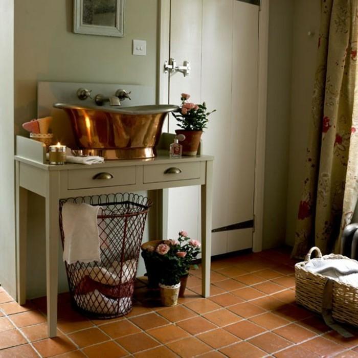 badezimmer schrank selber bauen landhaus badezimmer - Bad Unterschrank Selber Bauen