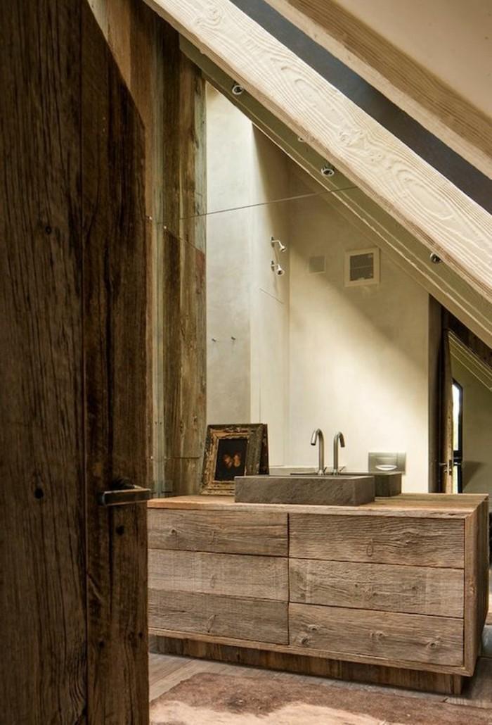 badmöbel-selber-bauen-dachwohnung-mit-einem-rustikalen-badezimmer