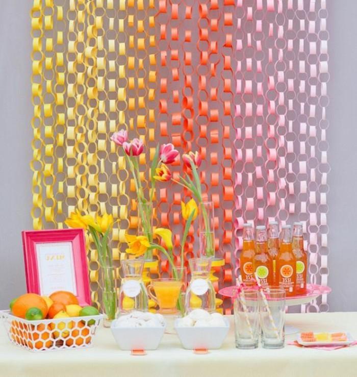 bastelideen-mit-papier-bunte-farben-drei-farben