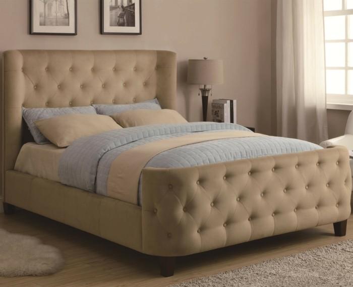 beige-modell-bettgestell-attraktives-design-im-romantischen-schlafzimmer