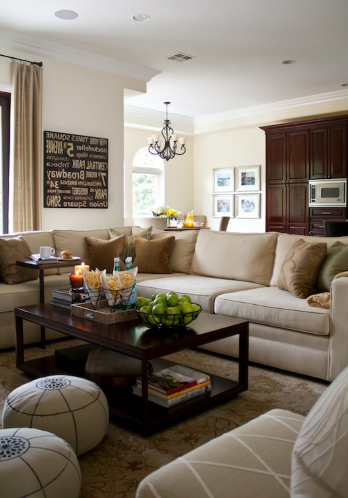 unser wildes wohnzimmer:wohnzimmer einrichten beige : gemütliches wohnzimmer einrichten beige