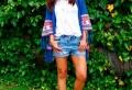Die Kimono Jacke und ihre gegenwärtige Leseart