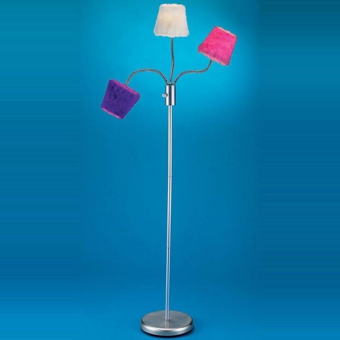 blauer-hintergrund-wunderschöne-standlampe