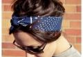 Das Haarband und sein mädchenhafter Charme