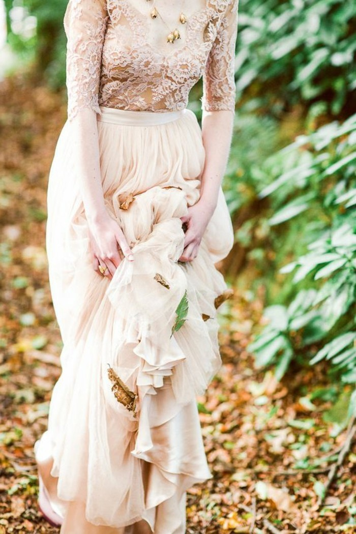 Brautkleid Vintage Altrosa Die Besten Momente Der