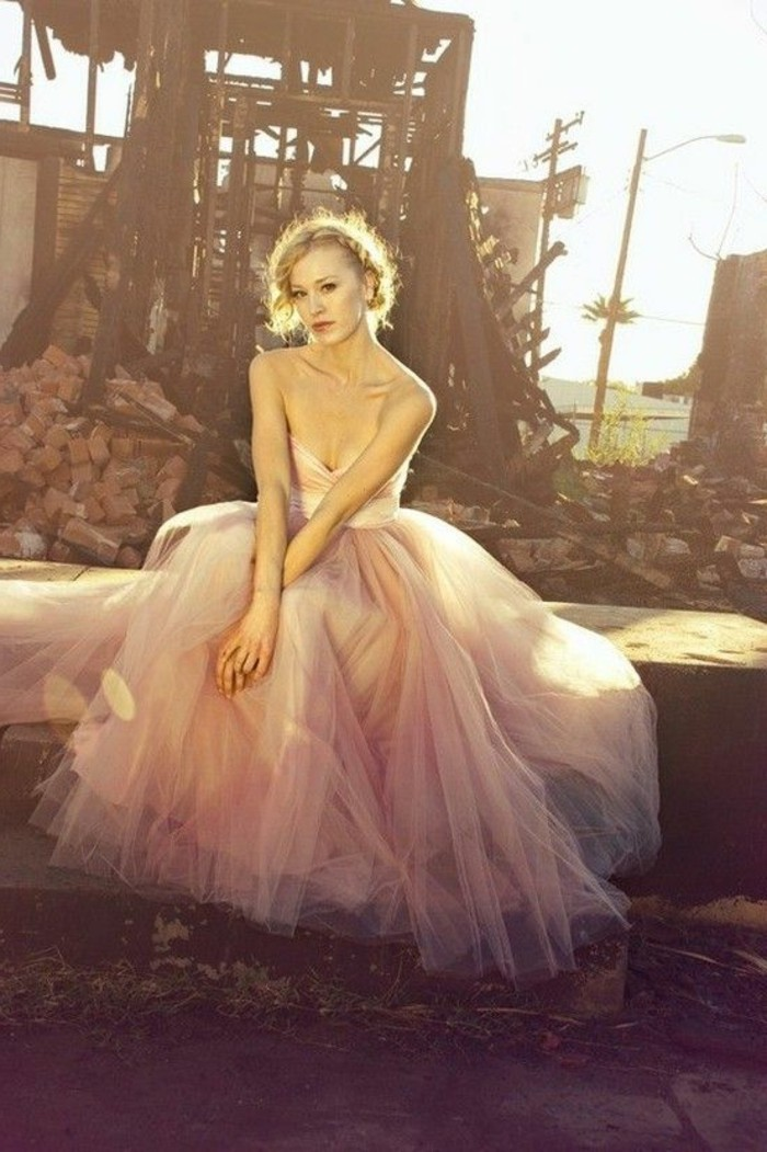 brautkleider-vintage-rosa