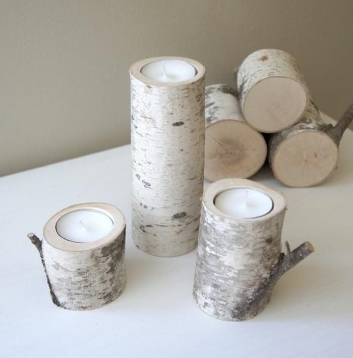 coole-DIY-Idee-für-rustikale-Teelichthalter-aus-Birken-Zweigen