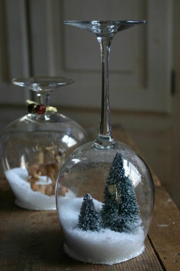 diy-deko-herrliche-idee-für-weihnachten-gläser-benutzen