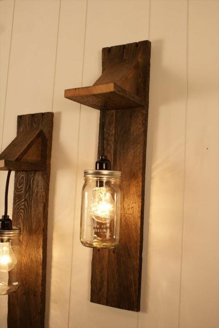 diy-deko-originelles-modell-hänger-für-wand-mit-leuchten