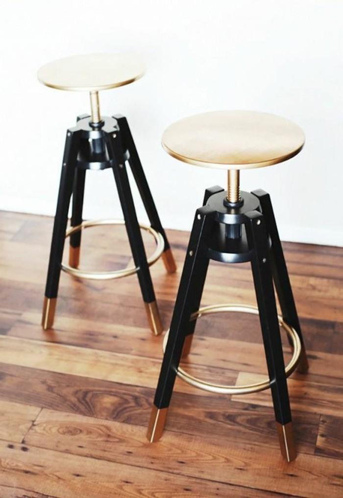 effektvolle-Barhocker-geeignet-fürs-Küchen-Interieur