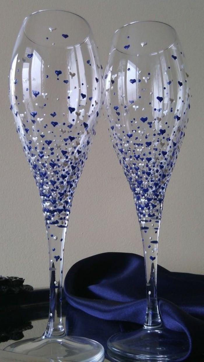 43 fantastische Beispiele für Weinglas mit Dekoration - Archzine.net